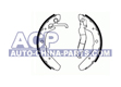 Brake shoes VW Transporter 1.6D-2.1 83-91