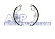 Brake shoes Toyota Corolla 88-97