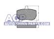 Brake pads Ford Transit 1.6-2.5D 77-86 / 2.5D 86-91