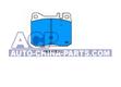 Brake pads VW LT 28-55 2.0-2.7/D 81-96