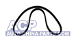 Toothed timing belt for crank/camshaft 141 z. A3/Golf/Bora 1.9D 96-