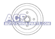 Brake drum Golf/Jetta 89-91 /Passat -88 (191501615A)