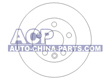 Brake disc VW Transporter 96> (7D0615301C)