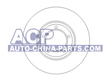 Brake disc Ford Transit 86-91