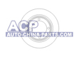 Brake disc A-80/100 86-91 (443615301B)