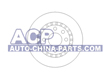 Brake disc Opel, Daewoo Lanos (ventilated) 14""