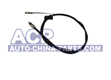 Handbrake cable L/R A-100 88-91 (disc)