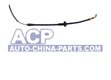 Handbrake cable L/R VW Transporter 91-95 (drum)