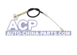 Clutch cable VW Golf/Jetta 1.6D 83-89