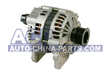 Alternator, 70 Amp. A3 96-98,Caddy 94-00,Golf/Vento 91-97,Golf/Vento (only cars w/AC) 91-97,Lupo (only cars w/AC) 98,New Beetle 98,Passat (only cars w/AC) 88-96,Polo 94-99,Polo Classic 95-99,Seat Arosa 97-98,Seat Ibiza/Cordoba 93-99,Seat Toledo 93-99,Skod